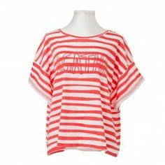 LINES TSHIRT ARP RED