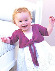 """SHRU SHRUG"" - ie: seálta, croí níos teo, coeur taisce (nó coe chauffe . Shrug Knitting Pattern, Knit Shrug, Baby Knitting Patterns, Knitting For Kids, Free Knitting, Knitting Projects, Baby Tie, Alice, Baby Wearing"