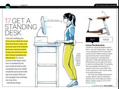 Wired Science - Get a standing desk!