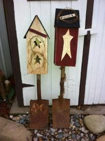 Don't throw away them old shovels..
