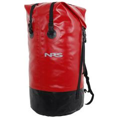 NRS 3.8 Heavy-Duty Bill Dry Bag - our choice for multiday trips