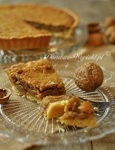 Walnuss-Tarte – probably Best Pecan Pie Recipe, Homemade Pecan Pie, Pecan Pie Cheesecake, Cheesecake Recipes, Dessert Recipes, Pie Recipes, Pecan Bars, Cheesecakes, Pecan Pie Filling
