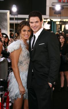 Image detail for -Kellan and Nikki at the 'Eclipse' Premiere - Nikki Reed & Kellan Lutz ...