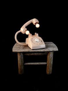 phone desk lamp