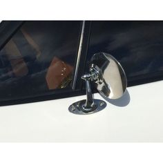 The vintage style side mirrors will install on MK1 or MK2/2.5 MX5. They not only look amazing, but perform well through good mirror position and convex glass for both sides. The supplied fitting kit consists of stainless steel security screws with security bit. Sold as pair.