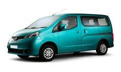 #Nissan #Evalia.  Véhicule 100% électrique  apprécié de toute la famille. Il dispose de nombreux espaces de rangement.