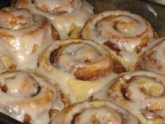 Cinnamon Roll Convenience Without the Can