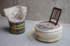 Chaises design de Ligia Crisan