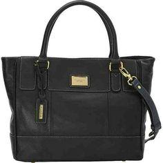 """BRAND NEW Tignanello handbag Black leather 12"""" W x 10 1/2"""" H x 4 1/2 D Tignanello Bags"""