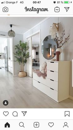 13 Tips to Make Your Bathroom Sparkle . Home Room Design, Home Interior Design, Flur Design, Living Room Decor, Bedroom Decor, Small Apartment Interior, Contemporary Bedroom Furniture, Home Decor Colors, Decoration Inspiration