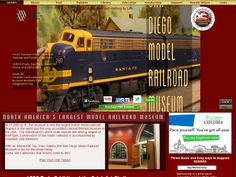 San Diego Model Railroad Museum - Possible Location.