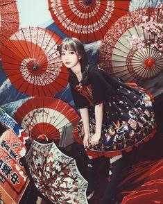 Harajuku Fashion, Japan Fashion, Kawaii Fashion, Lolita Fashion, Asian Street Style, Japanese Street Fashion, Street Styles, Foto E Video, Photo And Video