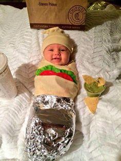 Chipotle burrito!
