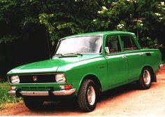 Moskvich 2140 (Moskva Auto Zavod/ USSR)