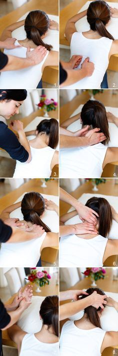 to Give a Great Massage How to give a great massage in 8 steps. Can't wait to do this for a wonderful woman!How to give a great massage in 8 steps. Can't wait to do this for a wonderful woman! Massage Tips, Massage Benefits, Massage Therapy, Massage Couples, Massage Lotion, Massage Roller, Technique Massage, Reflexology Massage, Physical Therapy