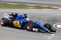 Marcus Ericsson, Sauber F1 Team FP1 Malaysia
