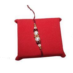 rakhi bracelet how to make