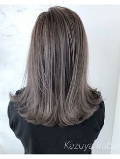 Ash Brown Hair Color, Light Brown Hair, Hair Color For Morena, Medium Hair Styles, Long Hair Styles, Hair Designs, Dyed Hair, Haircolor, Beautiful People