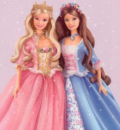 Disney Princess and Pauper.