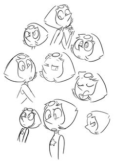 I don't doodle Pearl often