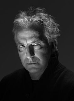 Alan Rickman. Carlos Lumiere's Photoshoot (2009)