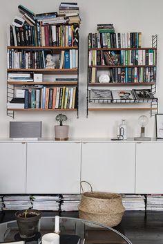 piso nrdico pequeo estilo nrdico escandinavo estampados oscuros sofs diseo interiores decoracin pisos pequeos decoracin oscura