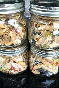 Tuna Pasta Salad | ReluctantEntertainer