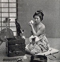 Japanese History, Japanese Beauty, Japanese Culture, Asian History, Japanese Photography, Vintage Photography, Japan Kultur, Cultures Du Monde, Geisha Art
