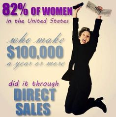 Why YES we do! Thank you DIRECT SALES!! Forever grateful! I love making money and having my anytime free time! http://www.safesexyskin.com/