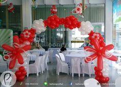 ซุ้มลูกโป่ง ลูกโป่ง ลูกโป่งตกแต่ง ซุ้มโค้งลูกโป่ง สอบถามรายละเอียดเพิ่มเติม  Tel : 098-9855332  Line ID : balloonprothai  IG : Balloonprothai  FB : https://www.facebook.com/balloonprothai/