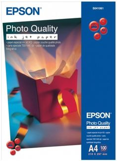 279,- Epson paper A4 Photo Quality Ink Jet ( 100 sheets )