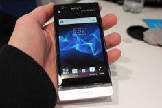 Sony Xperia S angetestet