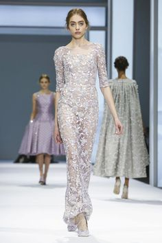 Ralph & Russo Couture Spring Summer 2015 Paris - NOWFASHION