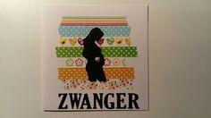 Zwanger kaart