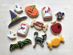 Halloween Sugar Cookies, Custom Cakes, Create, Desserts, Personalized Cakes, Tailgate Desserts, Personalised Cakes, Dessert, Deserts