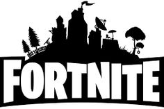 This is the popular FORTNITE logo SVG cut file. This will work with the silhouette or the cricut, or other cut machines that support SVG files. This also includes a PNG file for printing Birthday Party Games, Boy Birthday, Birthday Logo, Album Design, Harry Potter Logo, Silhouette Cameo, Dance Silhouette, Fish Silhouette, Flower Silhouette