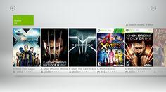 Xbox 360 Dashboard #XBOX360 #XboxLive #UI #UX