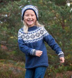 Vinnergenser til barn. Strikkes i superfantastisk baby alpakka. Beige, Pullover, Knitting, Sweaters, Fashion, Threading, Moda, Tricot, Sweater