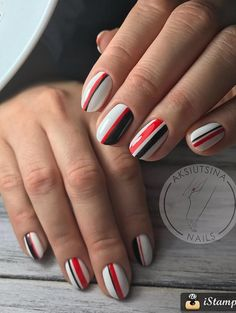 IDEA STRIPES NAIL ART 2018 Well-manicured nails not solely beautify hands however also are a manifestation of a person's temperament. Beauty accessories aren't restricted to garments and compose. if truth be told nail art is gaining quality around the globe. girls like to flaunt their contemporary manicures with attention-grabbing styles that vary from easy stripes to atrociously abominable to classically gorgeous patterns. Women from all walks of life area unit embellishing and enhancing…