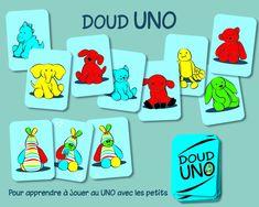 La maternelle de ToT: DOUD UNO Game Mechanics, Preschool