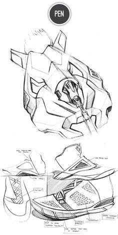 Sketchfolio 2011 on Behance