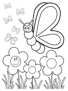 vlinders on Pinterest Knutselen