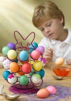Nifty Easter Egg Carousel $15