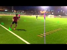 Football Speed Drills Resistance Bands Training Kinetic Bands | Part 2 - YouTube