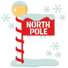 today s svgs miss kate cuttables product categories rh pinterest com  north pole sign clipart free