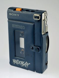Sony Products, Cool Electronics, Good Old Times, Cassette Recorder, Audio Equipment, Toys For Boys, Nostalgia, Tape, Gadgets
