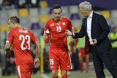 Slowenien - Schweiz 0:1 (0:0): Bild 1 von 16 | Neue Luzerner Zeitung