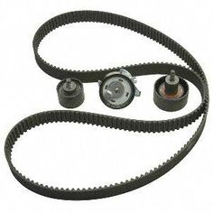 Continental Elite Engine Timing Belt Kit Without Water Pump Fits