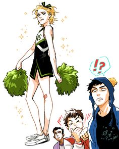 Craig's Gang ~ Oh I think that I found myself a cheerleader