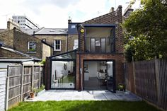 LOVE THIS FOR US, glass side extension and the julliette balcony for our master bedroom upstairs!! YES PLEASE